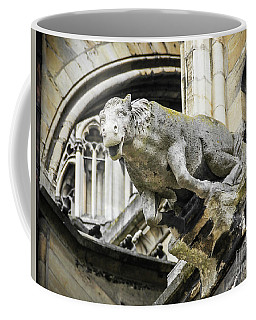 Gothic Grotesque Horse Coffee Mug