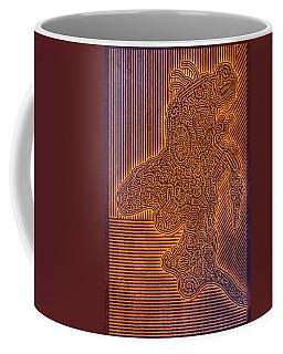 Gotta Draw The Line Somewhere Coffee Mug