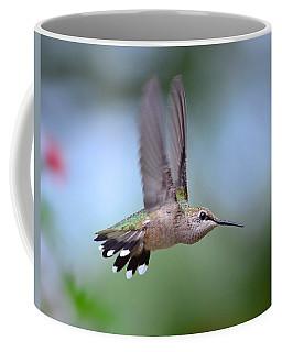 Gotta Go Coffee Mug by Kathy Eickenberg