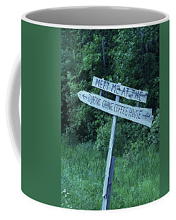 Gotta Love The Upper Peninsula Coffee Mug