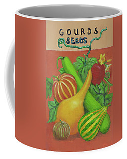 Gourd Orange Coffee Mug