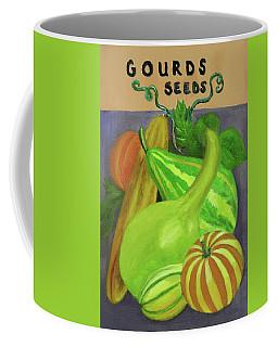 Gourd Purple Coffee Mug