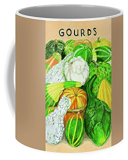 Gourd Seed Packet Coffee Mug