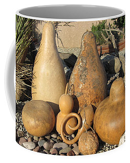 Gourds In The Sun Coffee Mug