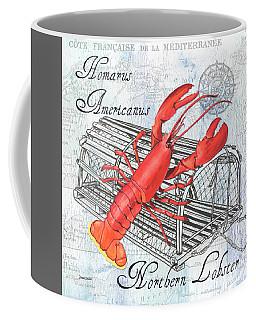 Gourmet Shellfish 2 Coffee Mug