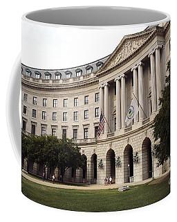 Government Achitecture In Washington Dc Coffee Mug