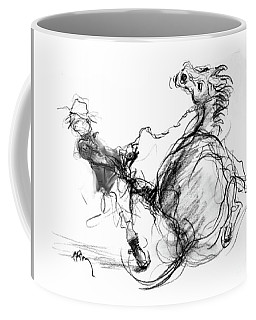 Government Horse Coffee Mug