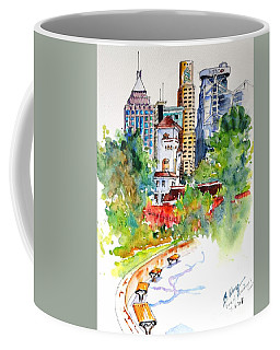 Governor's House, Hong Kong Coffee Mug