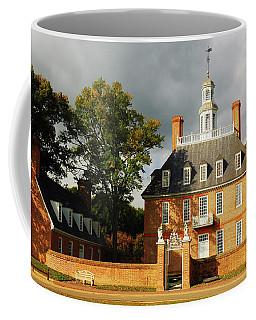 Governors Palace Coffee Mug