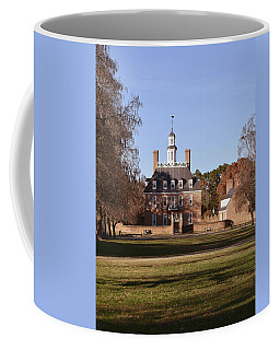 Governor's Palace Coffee Mug