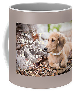 Grace- A Way Of Life Coffee Mug