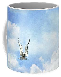 Grace In Flight - The Tern Coffee Mug