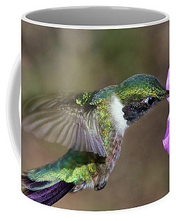 Grace In Green And Purple Coffee Mug