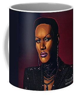 Grace Jones Coffee Mug