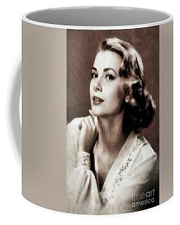 Grace Kelly, Actress, By Js Coffee Mug