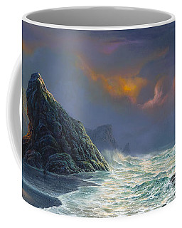 Grace Under Fire Coffee Mug