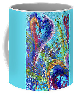 Graceful Hearts Coffee Mug