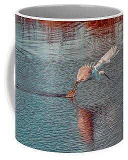 Coffee Mug featuring the photograph Graceful Hunter by John M Bailey