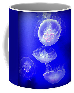 Graceful Jellies - Ballerinas Of The Sea Coffee Mug