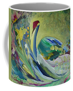 Graceful Swan Coffee Mug
