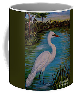 Gracefully Waiting Coffee Mug