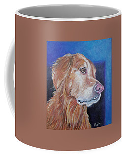 Gracie Coffee Mug by Susan DeLain