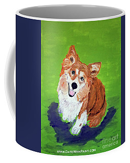 Gracie_dwp_may_2017 Coffee Mug