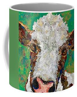 Gracies Cow Coffee Mug
