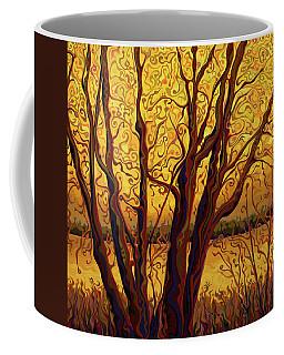 Gracious Golden Passage Gala Coffee Mug