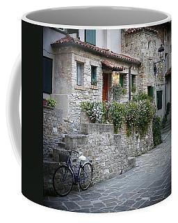 Grado Antica Coffee Mug by Evelyn Tambour