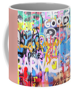Graffiti 3 Coffee Mug