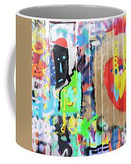 Graffiti 5 Coffee Mug