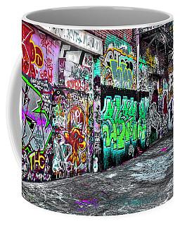 Graffiti Alley Coffee Mug