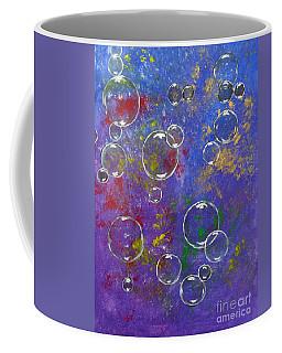 Graffiti Bubbles Coffee Mug