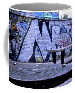 Graffiti Table Coffee Mug