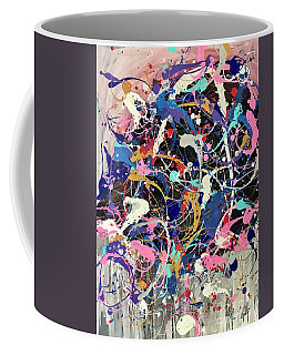 Graffiti Wars Coffee Mug