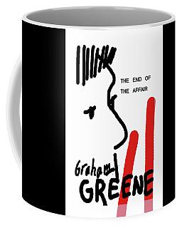 Graham Greene End Of Affair  Coffee Mug
