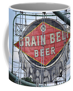 Grain Belt Beer Sign Coffee Mug