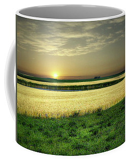Grain Field Coffee Mug