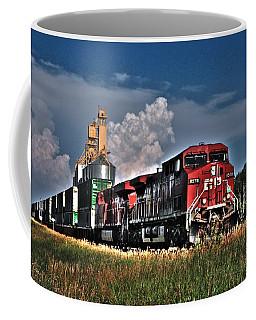 Grain Train Coffee Mug