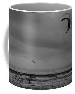 Grainy Wind Surf Coffee Mug