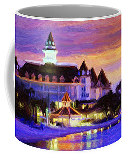 Grand Floridian Coffee Mug by Caito Junqueira