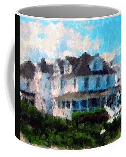 Gran Victorian Hotel Spring Lake Nj Coffee Mug