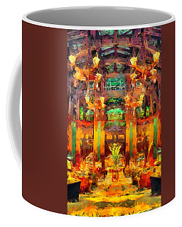 Grand Californian Resort Lobby Coffee Mug
