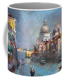 Grand Canal Venice 2 Coffee Mug