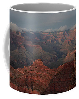 Coffee Mug featuring the photograph Grand Canyon 1 by Debby Pueschel