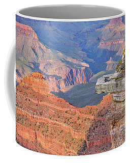 Coffee Mug featuring the photograph Grand Canyon 2 by Debby Pueschel
