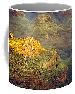 Coffee Mug featuring the photograph Grand Canyon Awakening by Michael Hope