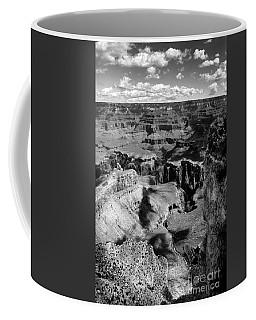 Grand Canyon Bw Coffee Mug by RicardMN Photography