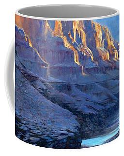 Grand Canyon Dawns Coffee Mug